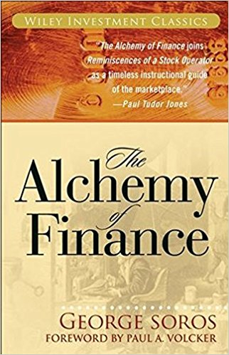 Alchemy of finance - book cover